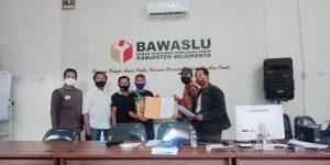 Tim Sukses IKBAR Laporkan Kejadian ini ke Bawaslu Kabupaten Mojokerto
