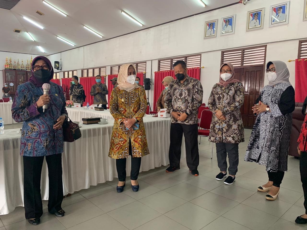 Pertumbuhan Ekonomi Kota Sorong Capai 9,6 %, Ning Ita Kunker ke Kota Sorong