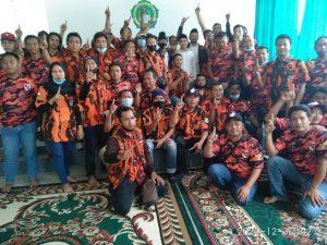 Pemuda Pancasila Kabupaten Mojokerto Deklarasi Mendukung IKBAR